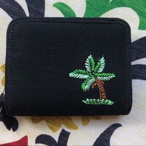 Palm Tree 🌴 Small Wallet